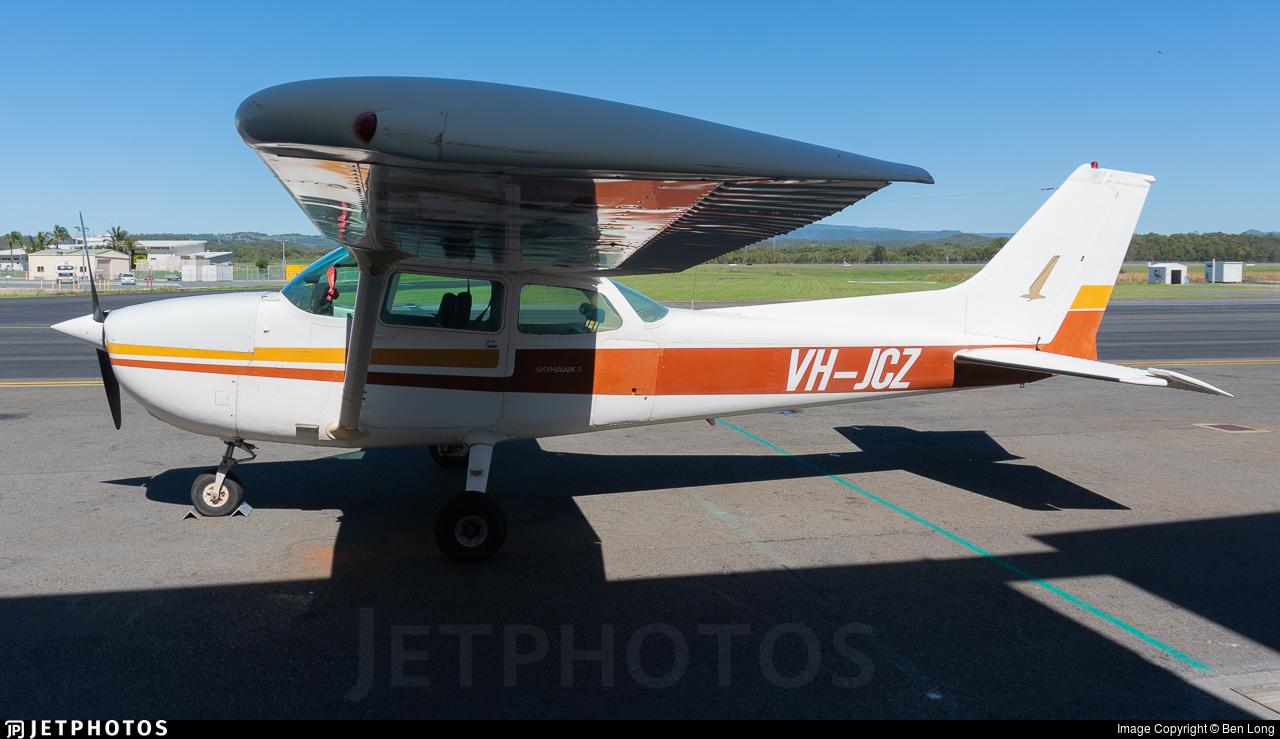 VH-JCZ - Cessna 172N Skyhawk - Private