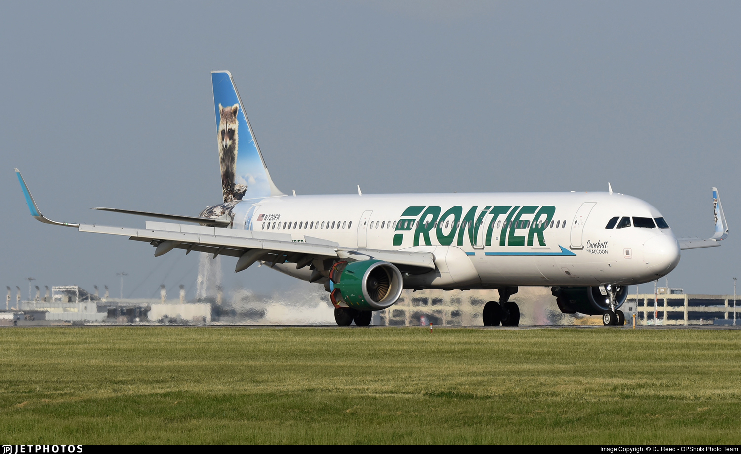 N720FR - Airbus A321-211 - Frontier Airlines