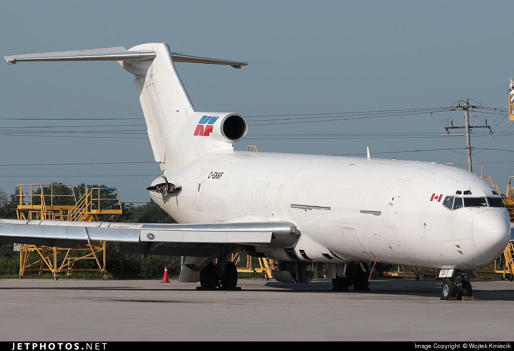 C-GKKF - Boeing 727-227(Adv)(F) - Kelowna Flightcraft Air Charter