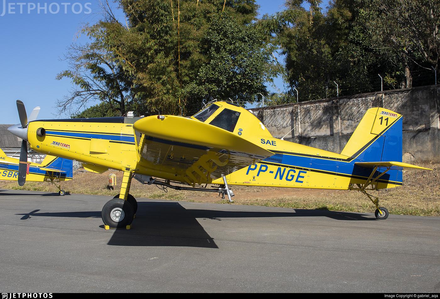 PP-NGE - Air Tractor AT-502B - Aeroterra Aviação Agrícola