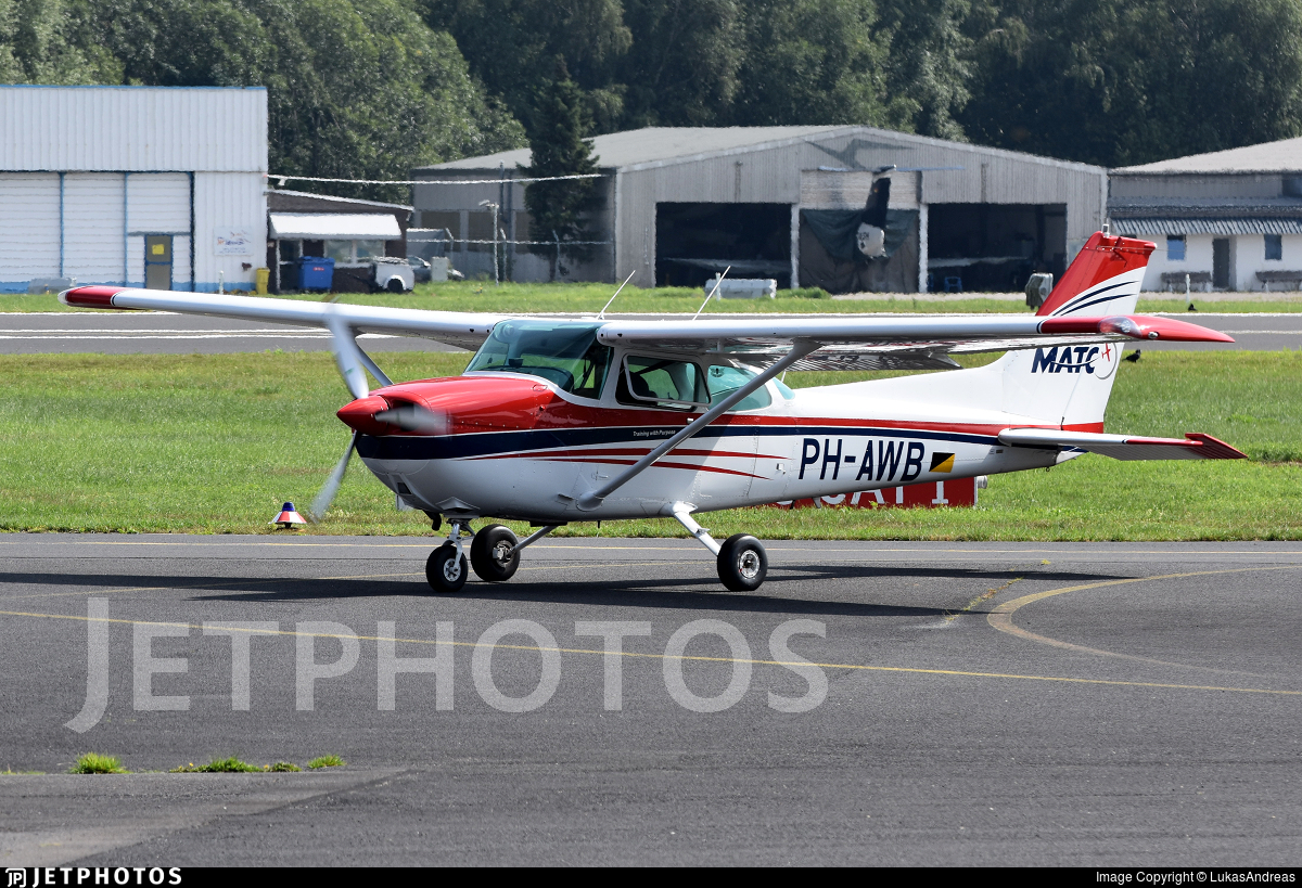 PH-AWB - Cessna 172N Skyhawk II - Mission Aviation Training Center (MATC)