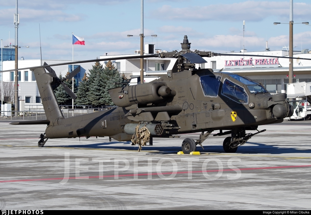 16-03099 - Boeing AH-64E Apache Guardian - United States - US Army