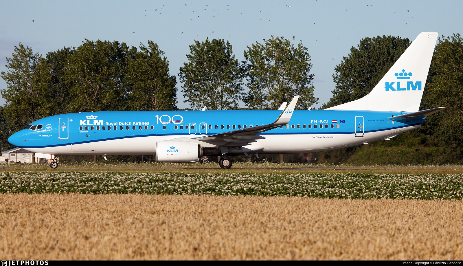 PH-BCL - Boeing 737-8K2 - KLM Royal Dutch Airlines
