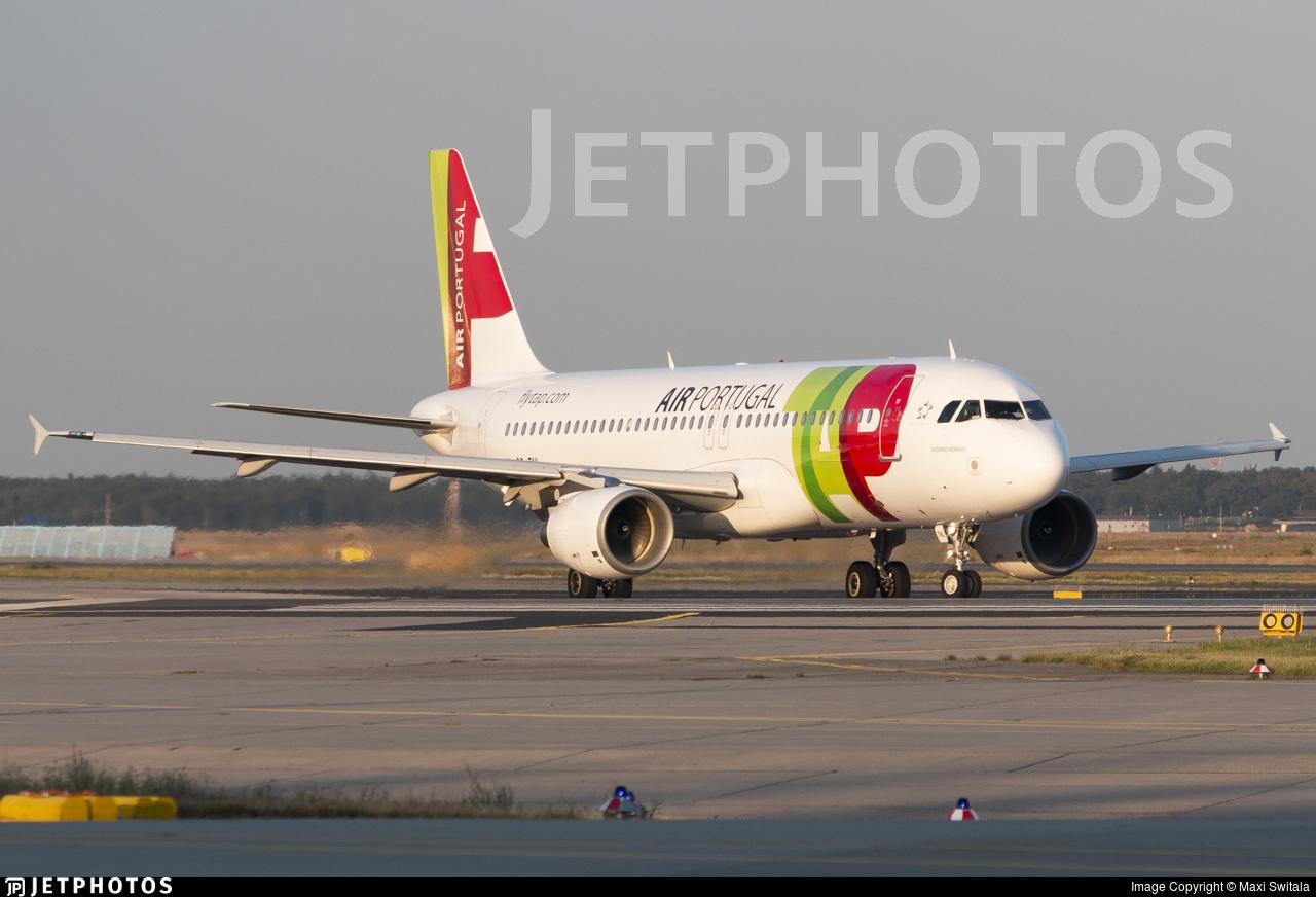 CS-TNL - Airbus A320-214 - TAP Air Portugal
