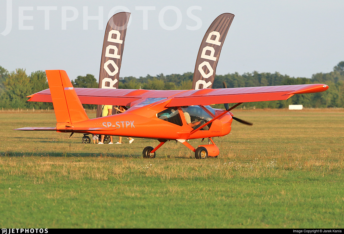 SP-STPK - Aeroprakt A-32 - Private