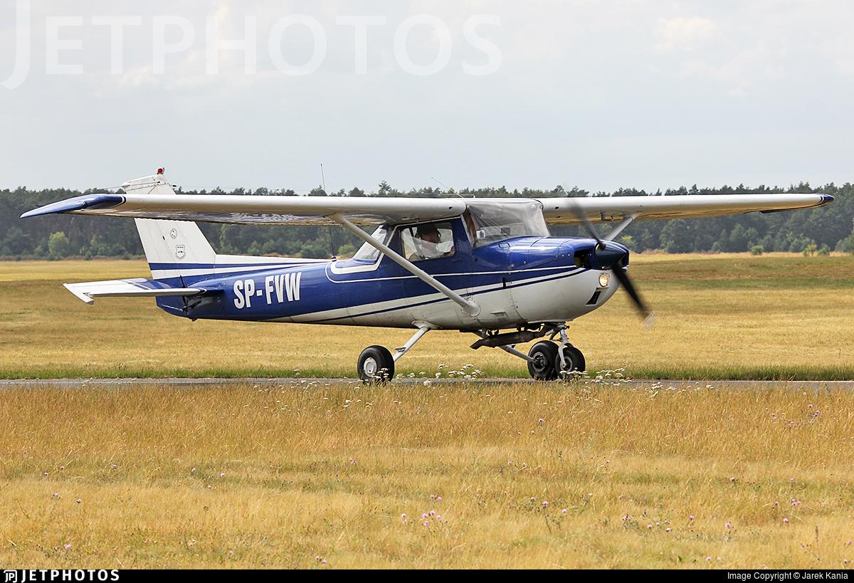 SP-FVW - Reims-Cessna F150L - Aero Club - Gdanski