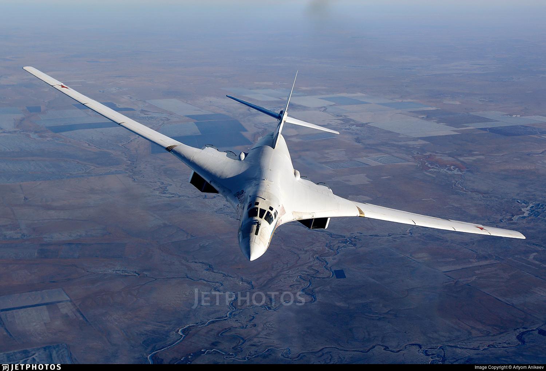 RF-94114 - Tupolev Tu-160 Blackjack - Russia - Air Force