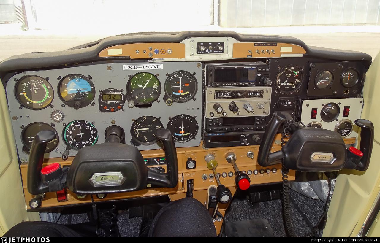 XB-PCM - Cessna 150L - Escuela de Vuelo Aire