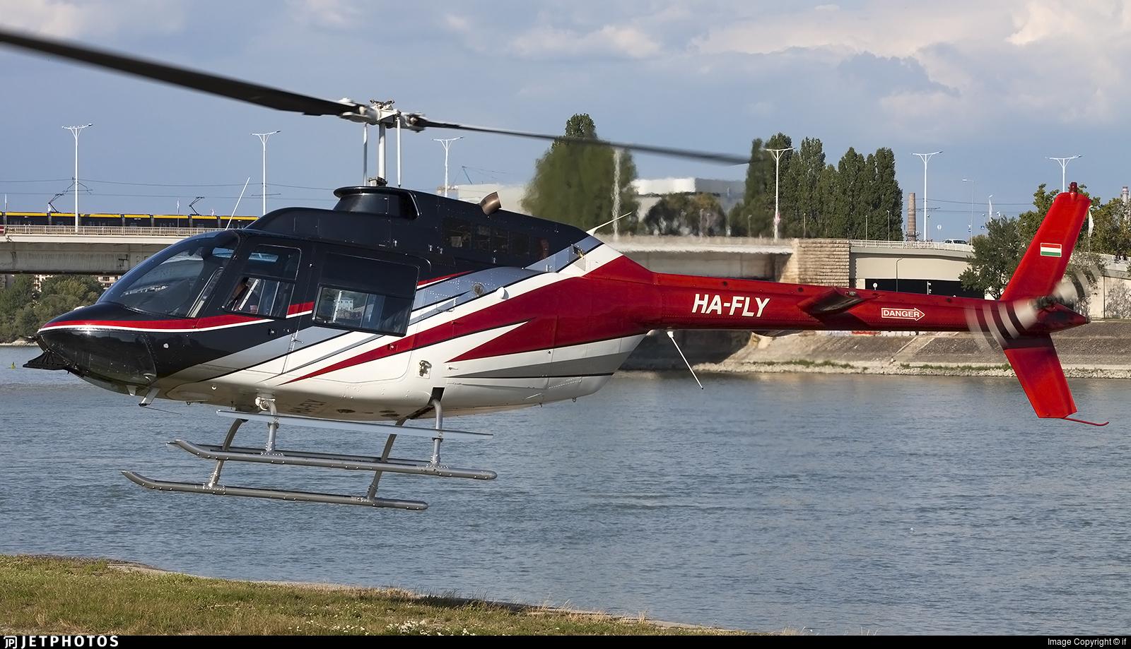 HA-FLY - Bell 206L-3 LongRanger - FLY4less