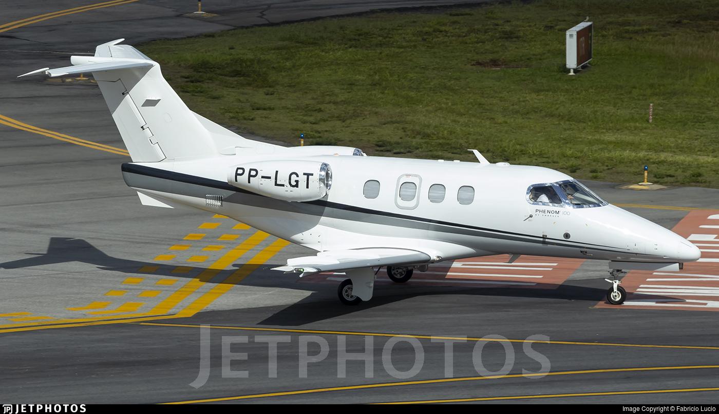 PP-LGT - Embraer 500 Phenom 100 - Private