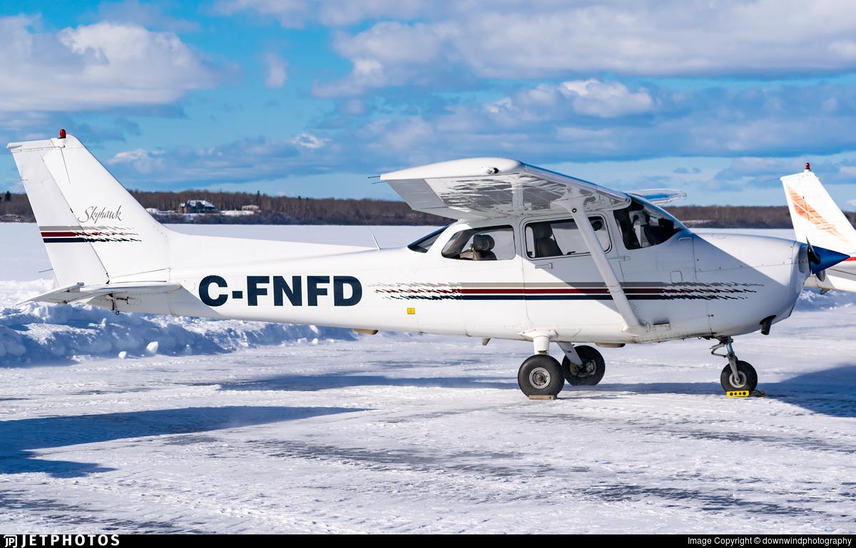 C-FNFD - Cessna 172R Skyhawk - Namao Flying Club