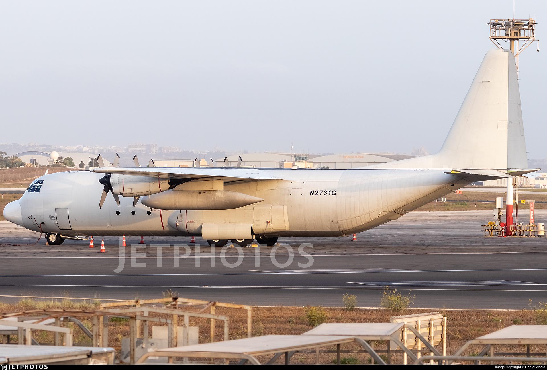 N2731G - Lockheed L-100-30 Hercules - Gulf Air Group