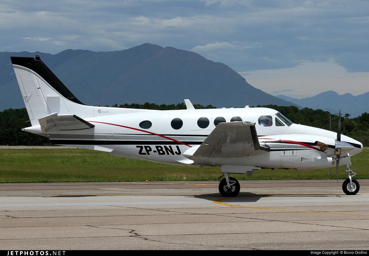 ZP-BNJ - Beechcraft C90A King Air - Private