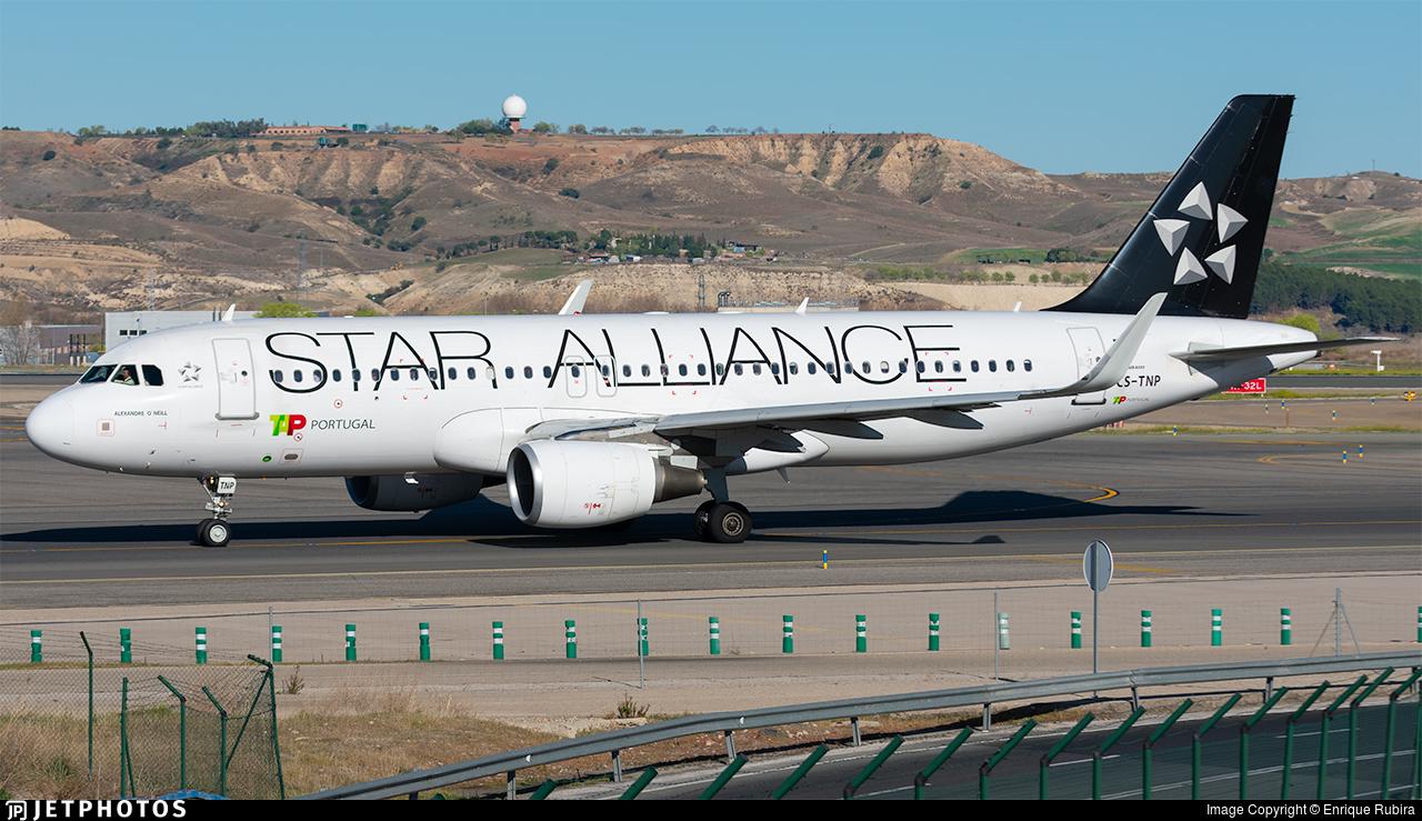 CS-TNP - Airbus A320-214 - TAP Air Portugal