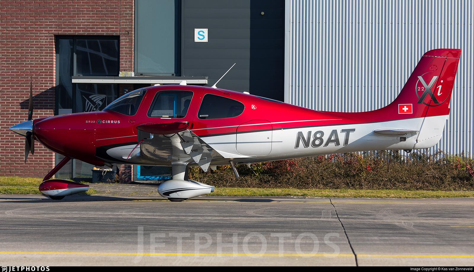 N8AT - Cirrus SR22-Xi - Private