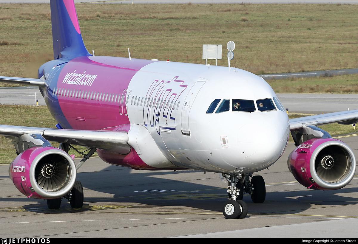 HA-LPL - Airbus A320-232 - Wizz Air