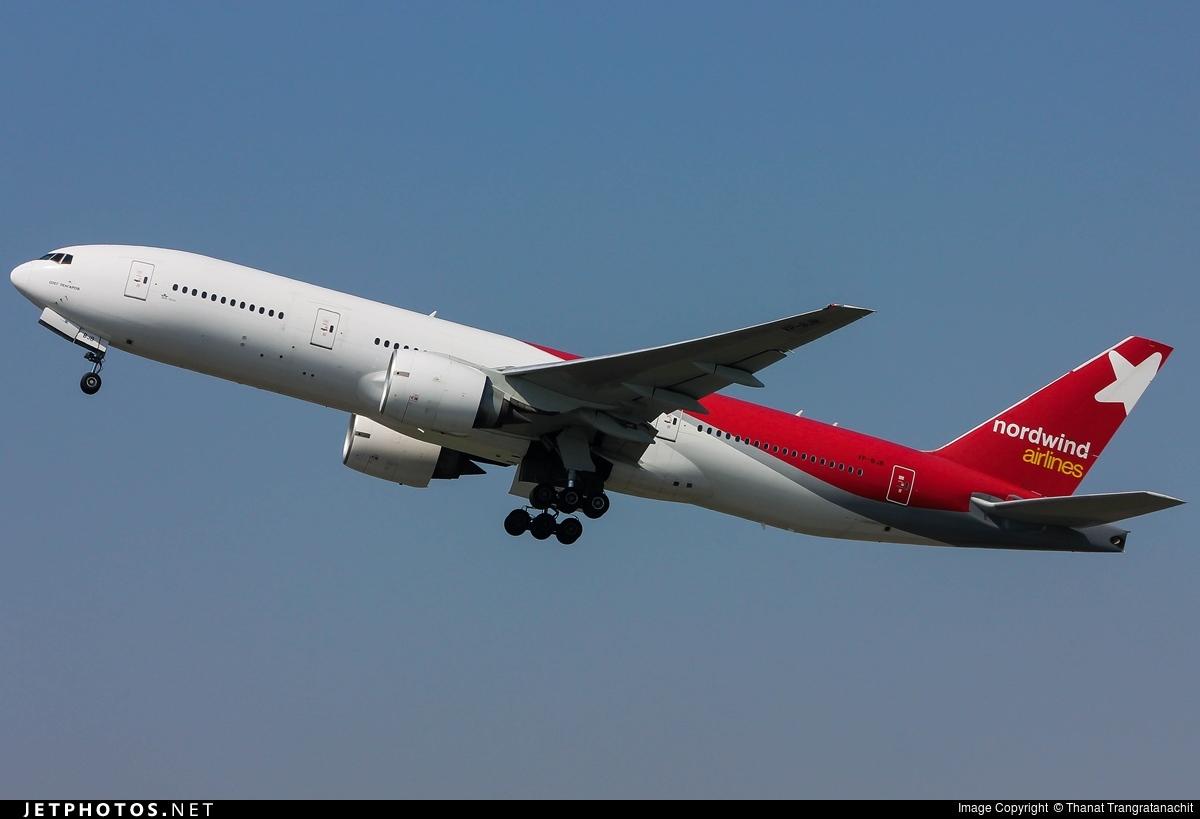 VP-BJB - Boeing 777-21B(ER) - Nordwind Airlines
