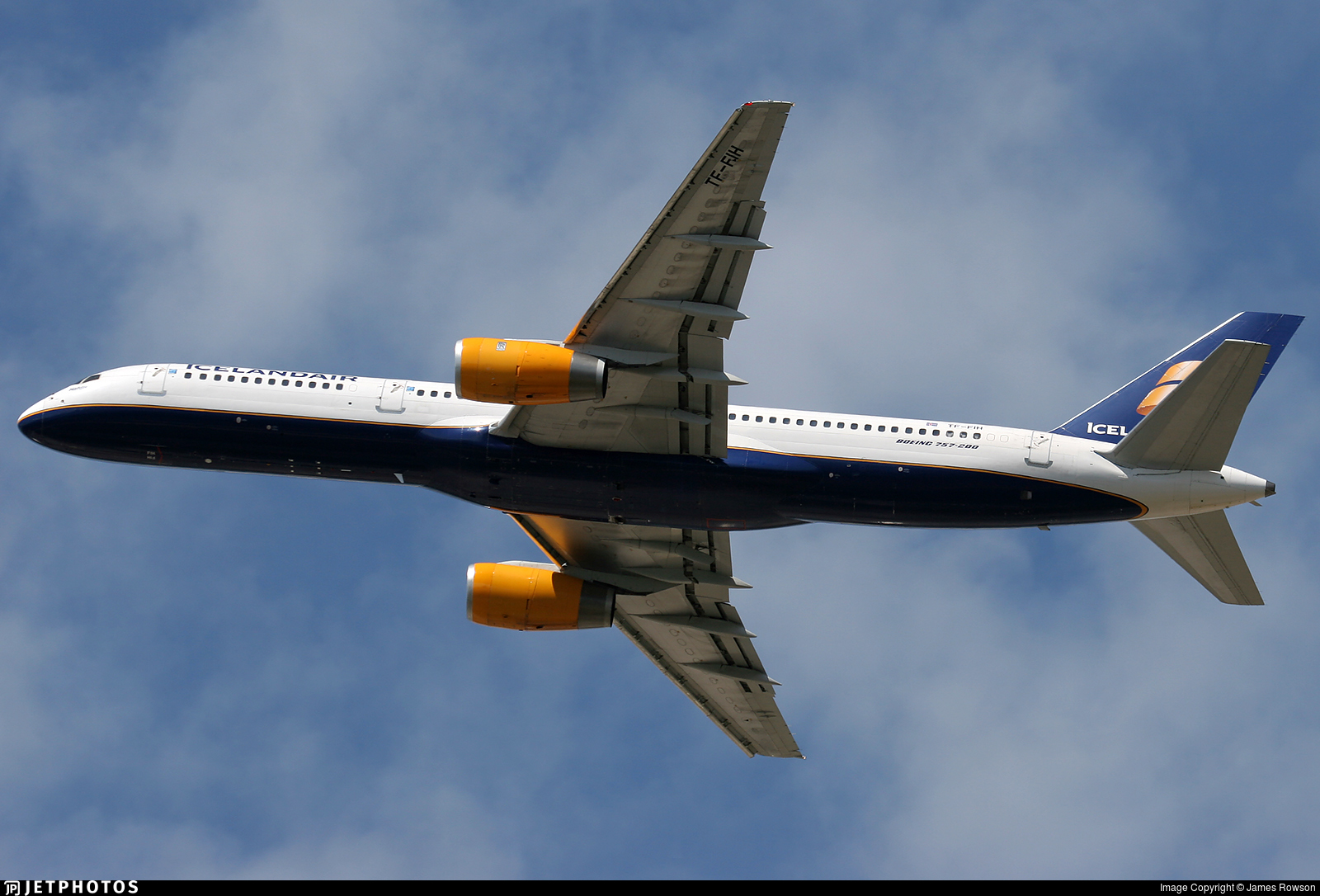 TF-FIH - Boeing 757-208 - Icelandair