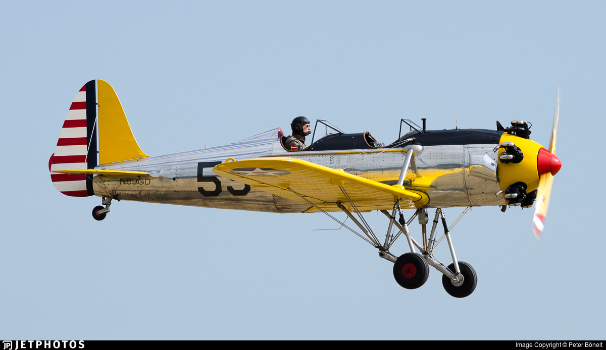 N59GD - Ryan PT-22 Recruit - Private