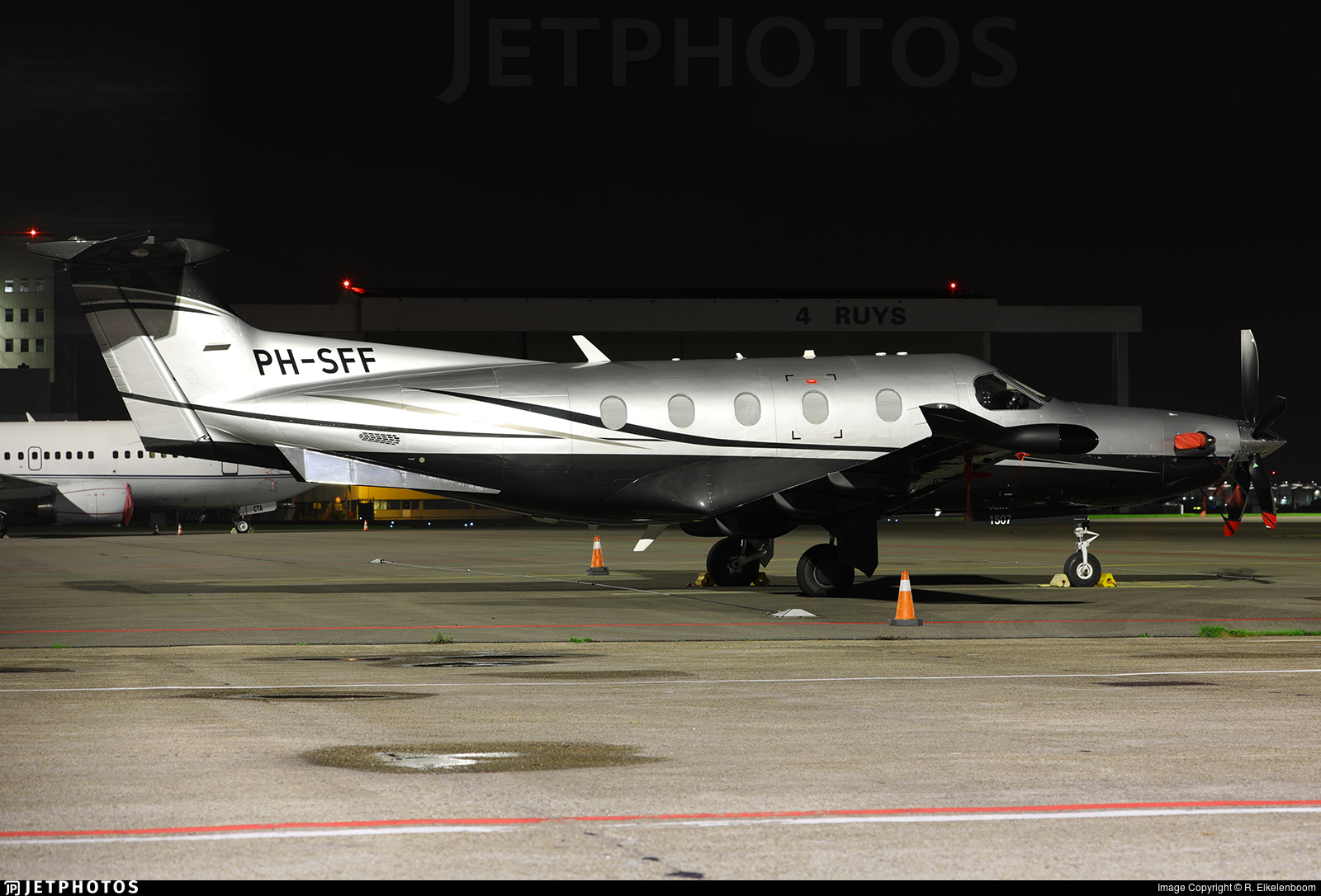 PH-SFF - Pilatus PC-12/47E - Private