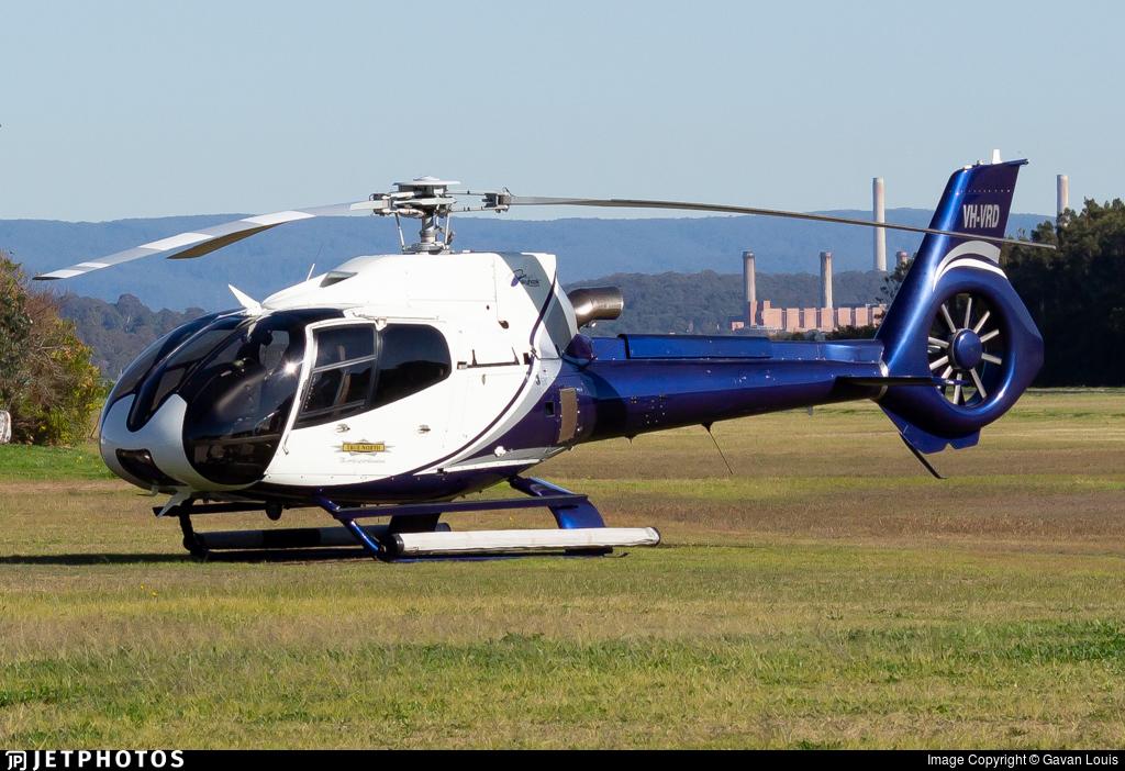 VH-VRD - Eurocopter EC 130B4 - Skyhook Helicopters