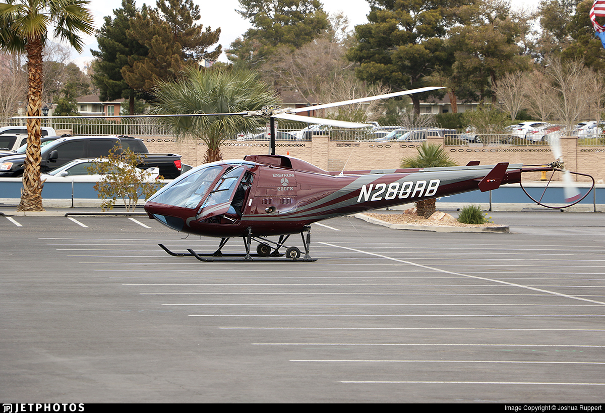 N280RB - Enstrom 280FX Shark - Private