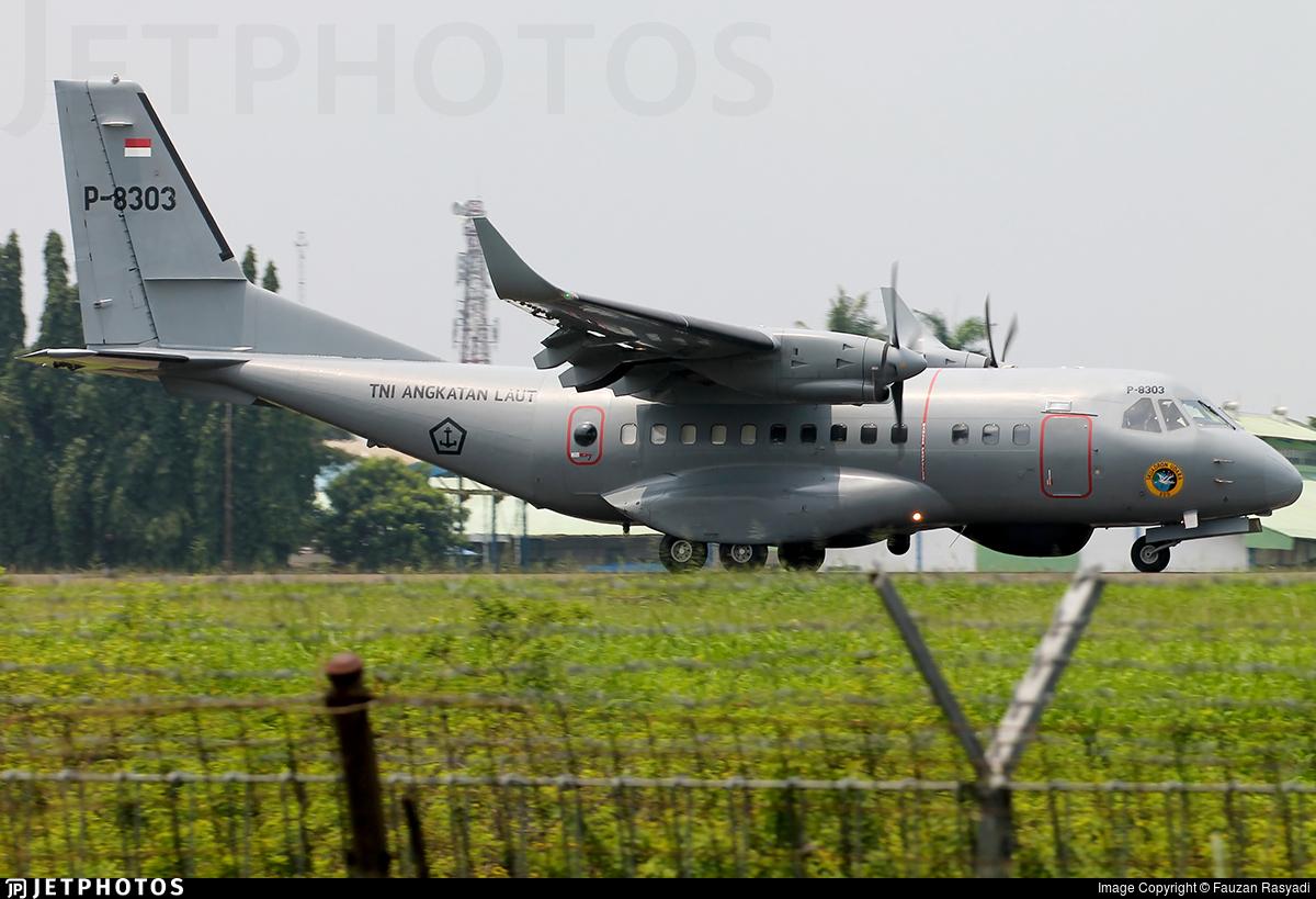 P-8303 - CASA CN-235MPA - Indonesia - Navy