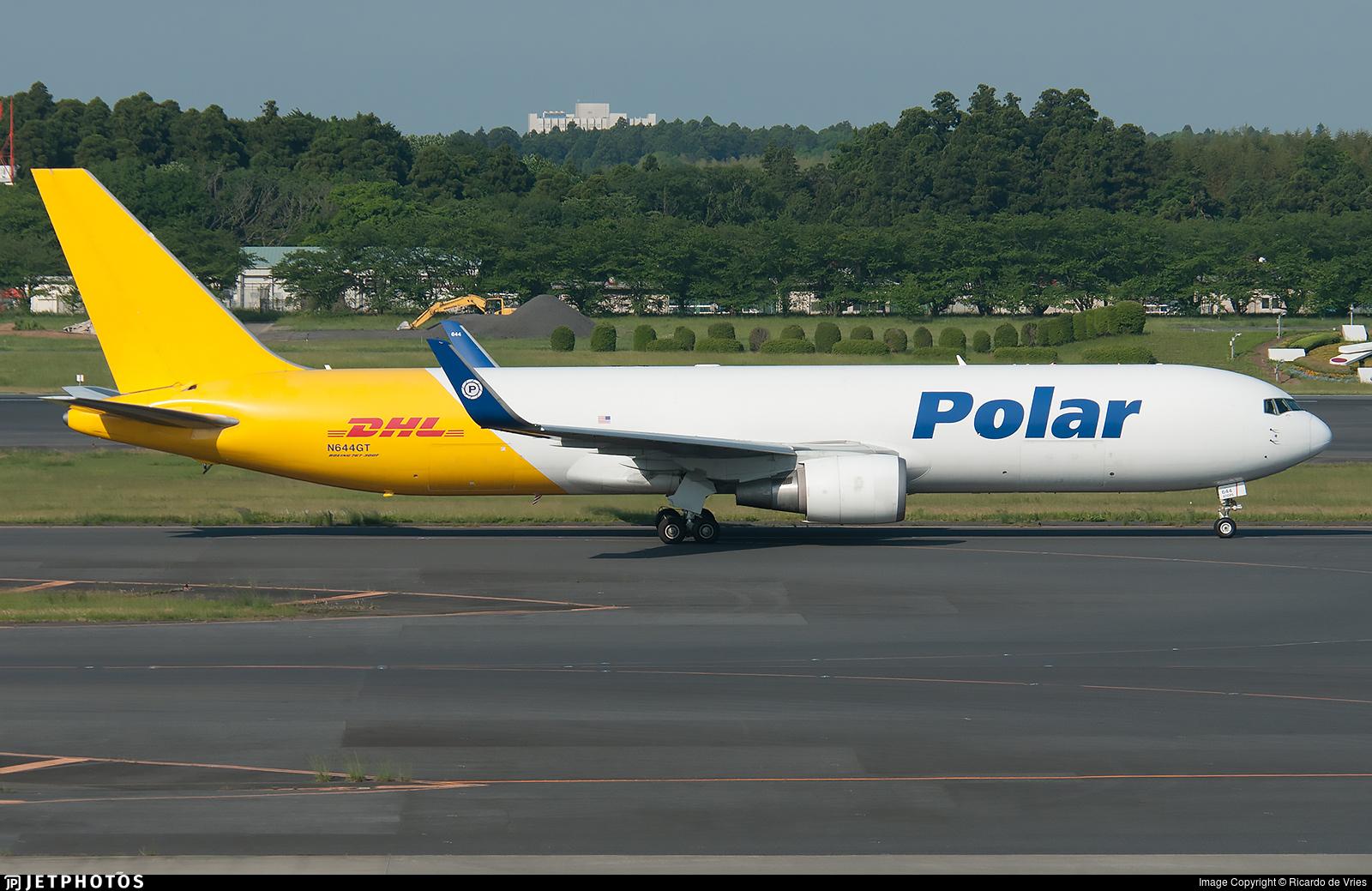 N644GT - Boeing 767-3JHF(ER) - Polar Air Cargo