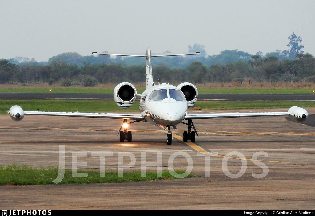 CX-PYB - Gates Learjet 35A - Alabe Servicios Aereos