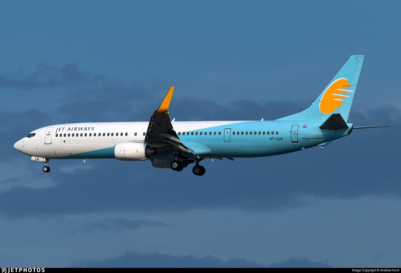 VT-JLH - Boeing 737-96NER - Jet Airways