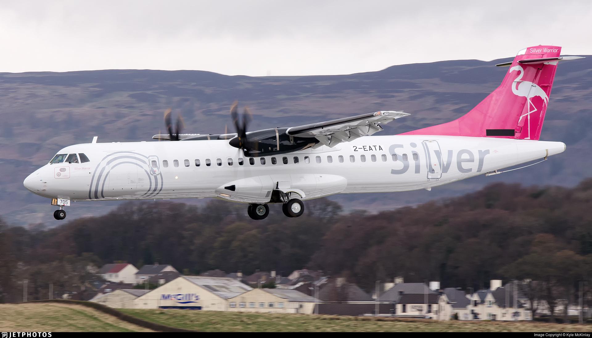 2-EATA - ATR 72-212A(600) - Silver Airways