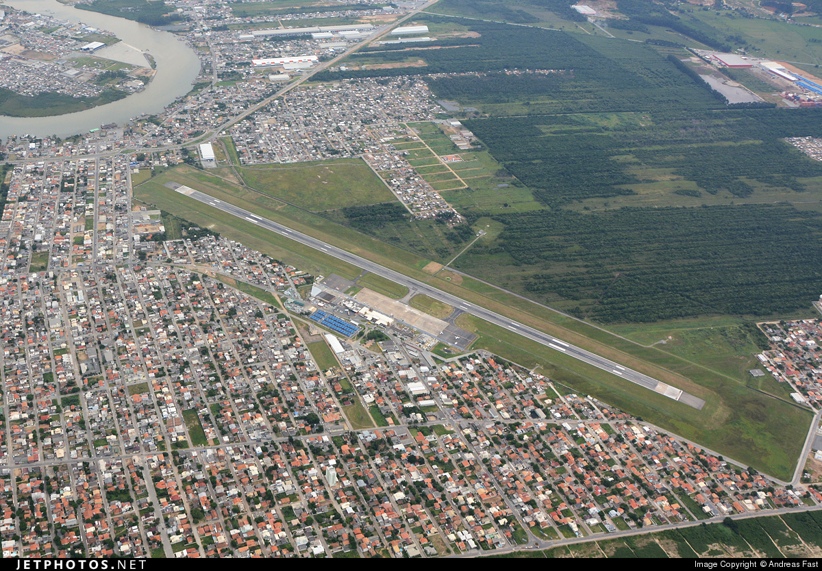 SBNF - Airport - Airport Overview