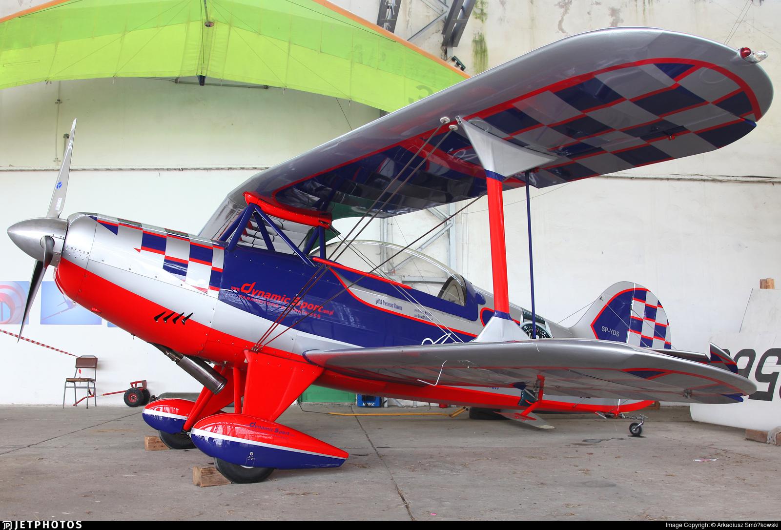 SP-YDS - Skybolt Super Skybolt - Private