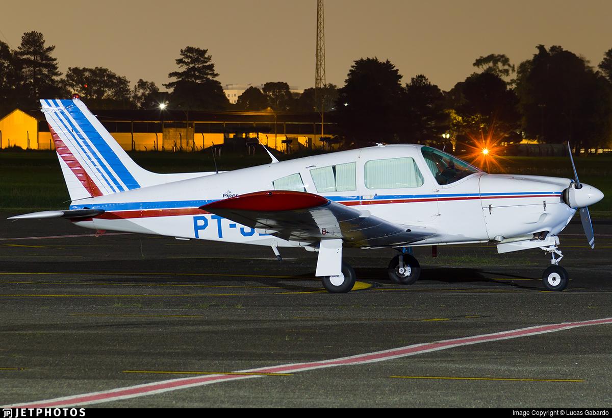 PT-JEW - Piper PA-28R-200 Arrow II - Private
