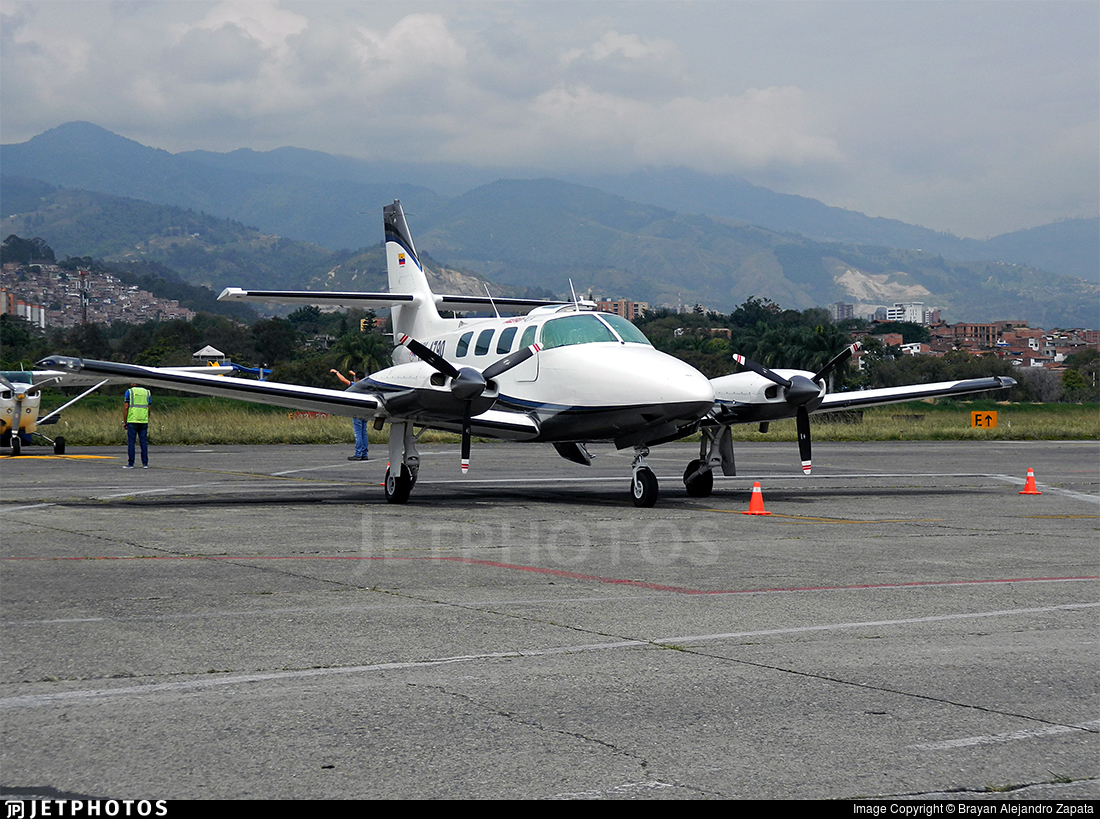 HK-4790 - Cessna T303 Crusader - AeroPaca