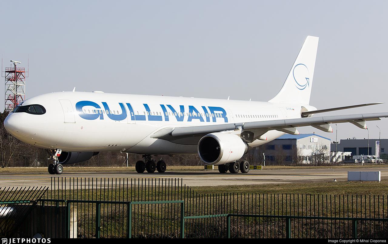 LZ-ONE - Airbus A330-203 - Gullivair