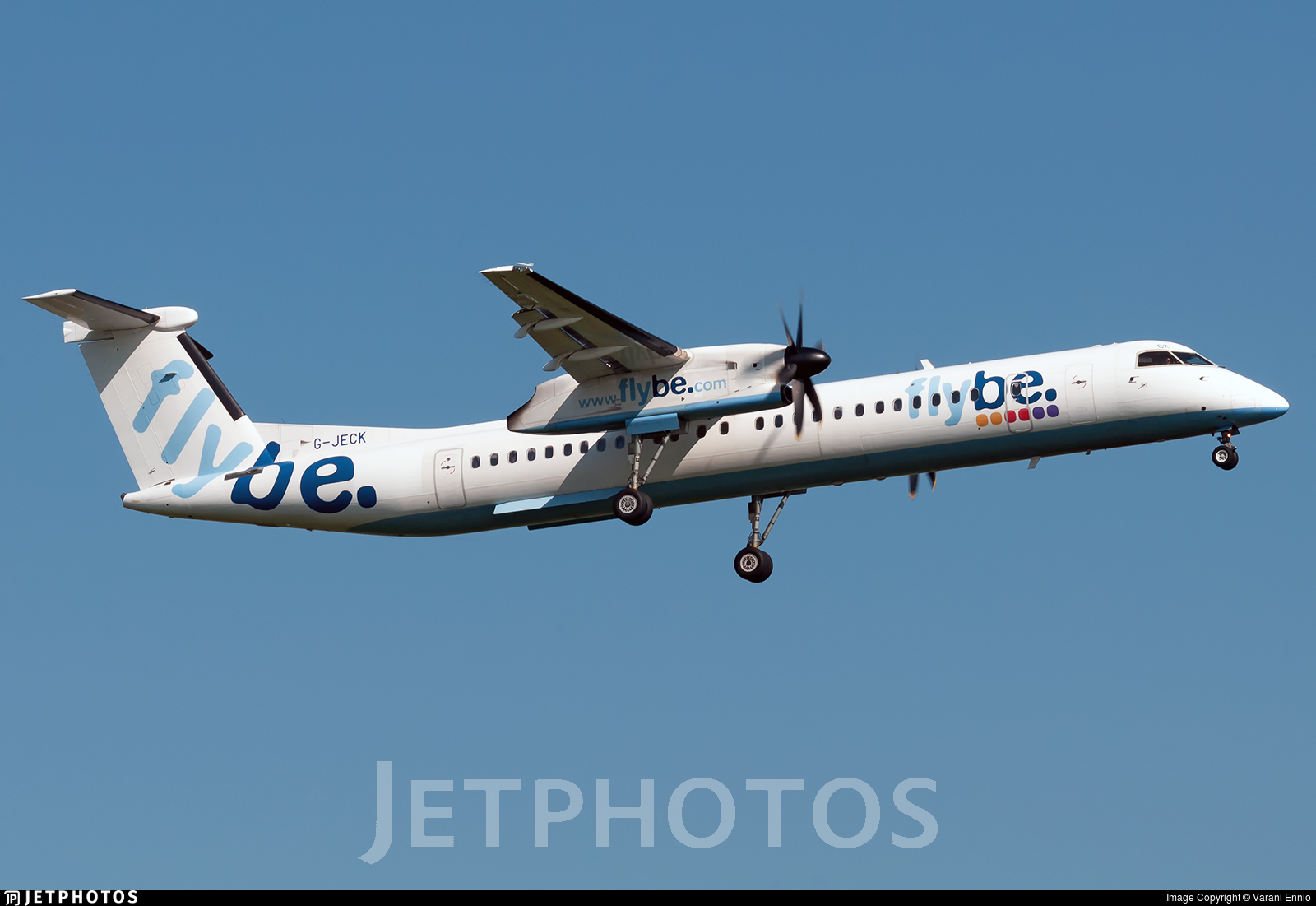 G-JECK - Bombardier Dash 8-Q402 - Flybe