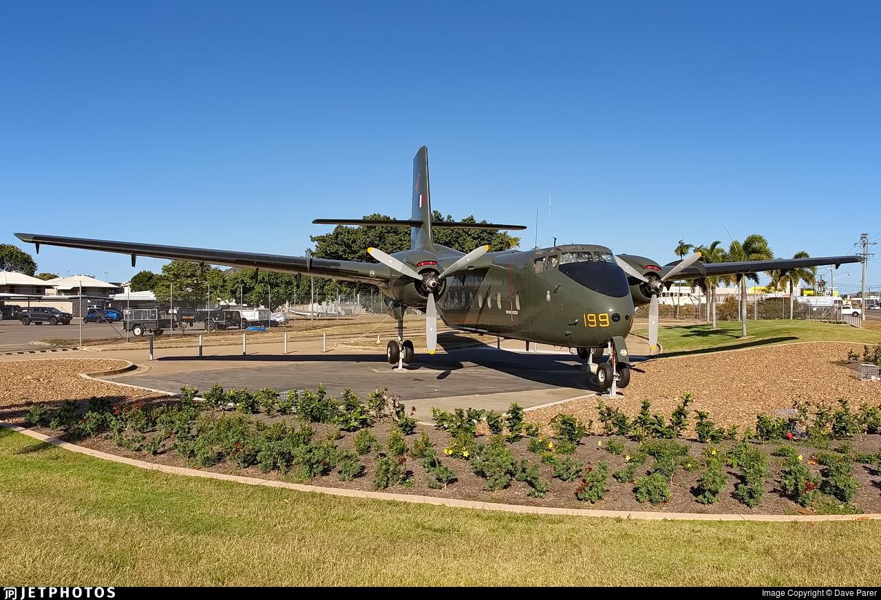A4-199 - De Havilland Canada DHC-4 Caribou - Australia - Royal Australian Air Force (RAAF)