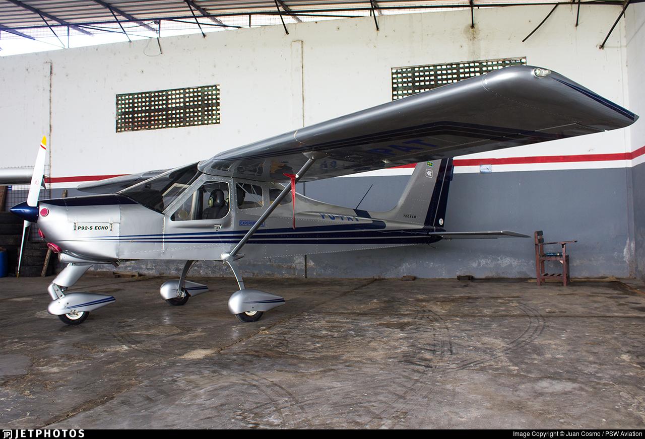 PU-PAT - Tecnam P92 S Echo - Private