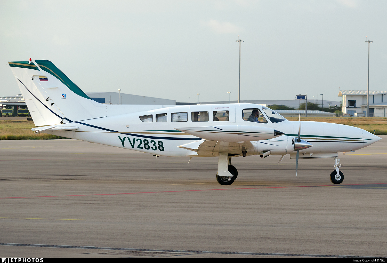 YV2838 - Cessna 402B - Private