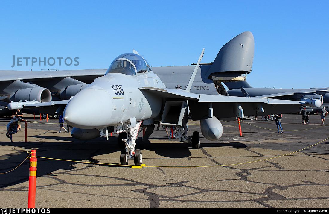 169133 - Boeing EA-18G Growler  - United States - US Navy (USN)