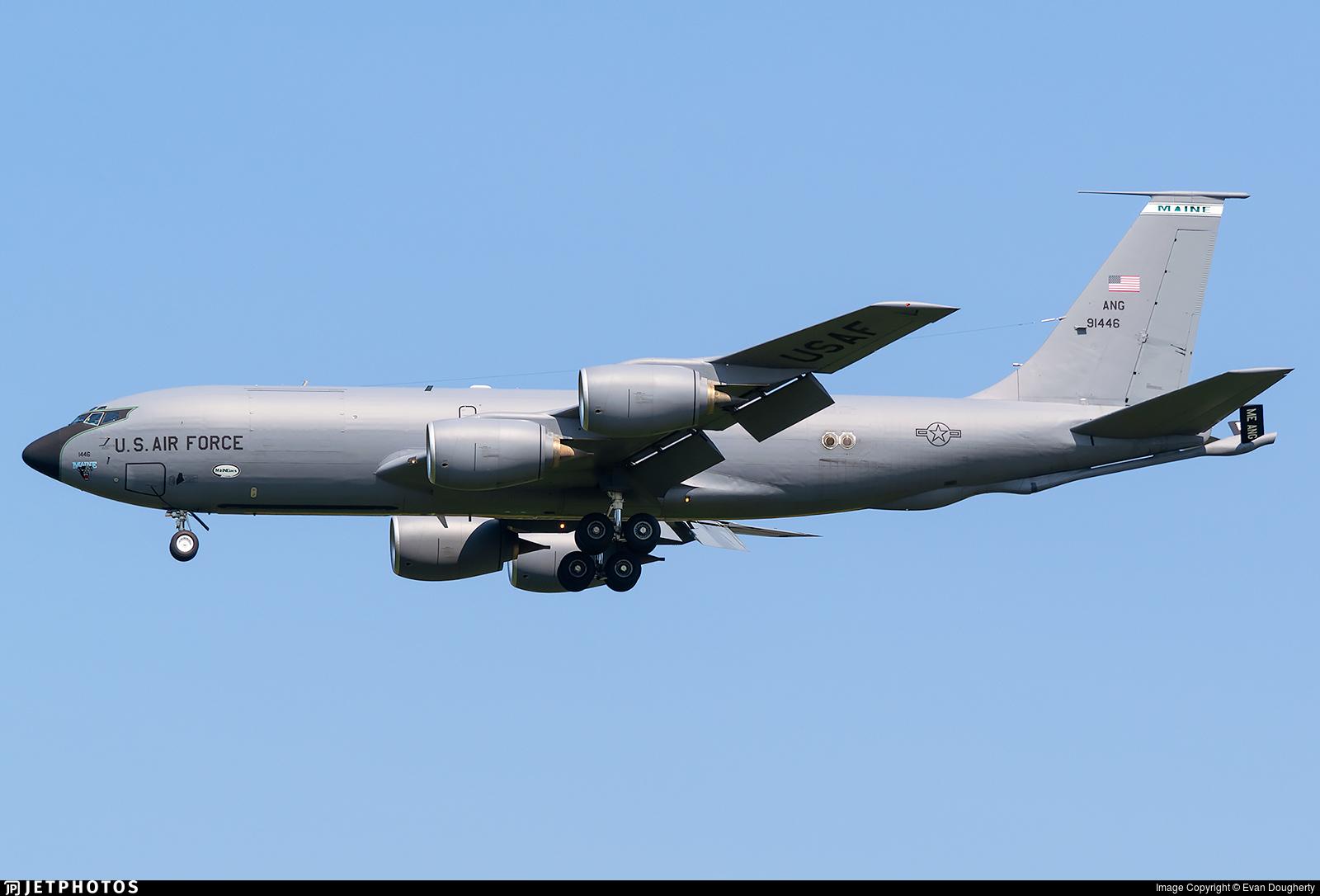 59-1446 - Boeing KC-135R Stratotanker - United States - US Air Force (USAF)