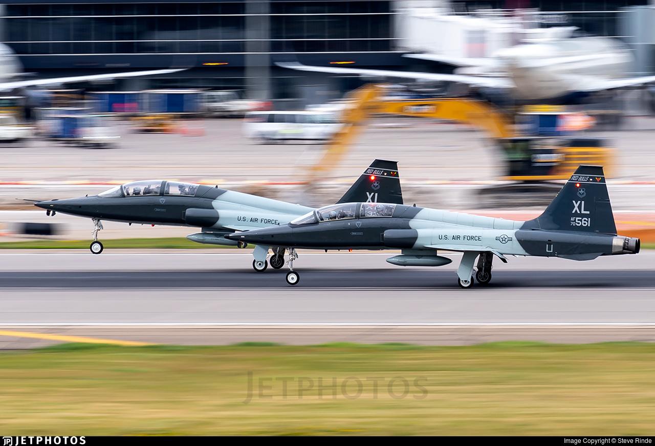 70-1561 - Northrop T-38C Talon - United States - US Air Force (USAF)