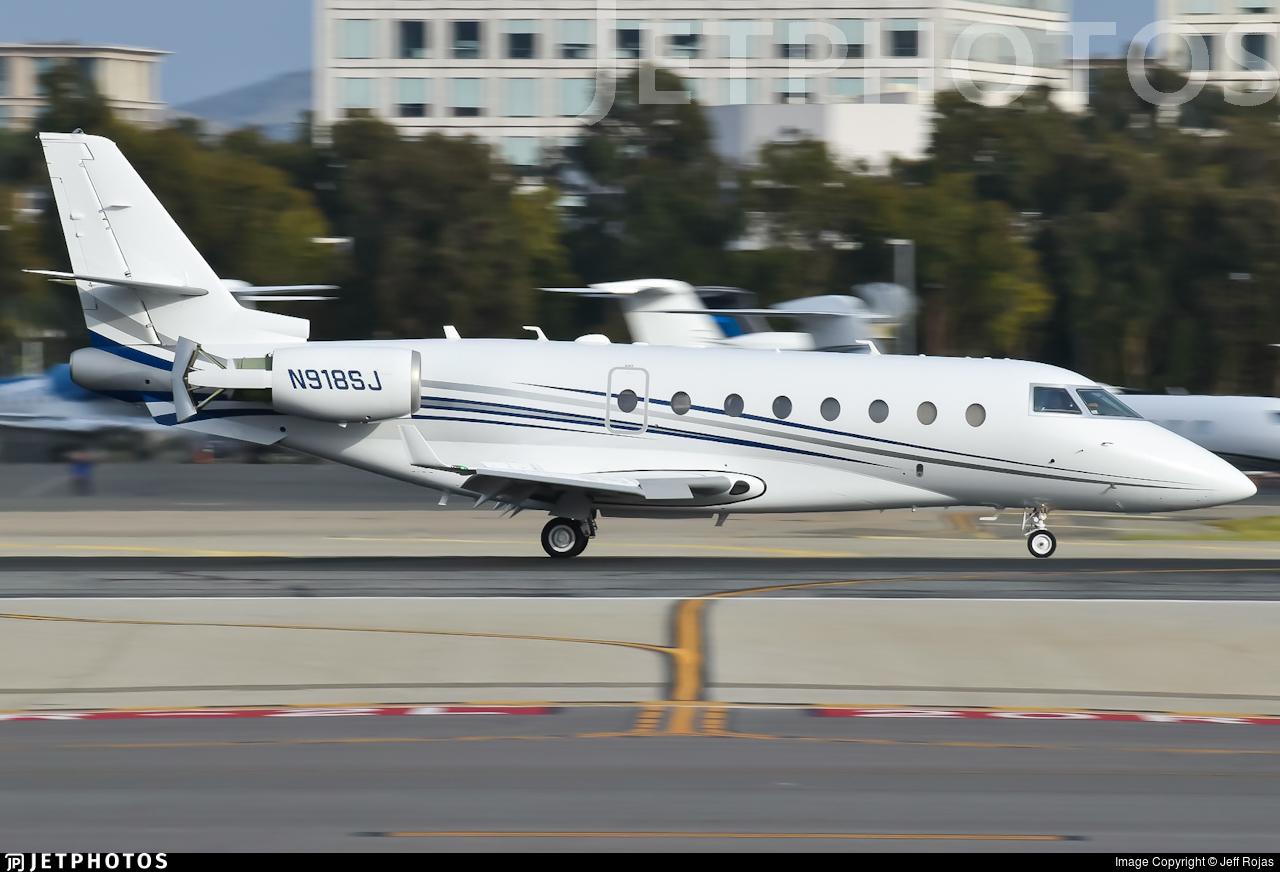 N918SJ - Gulfstream G280 - Private