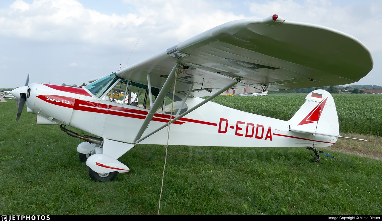 D-EDDA - Piper PA-18-150 Super Cub - Private