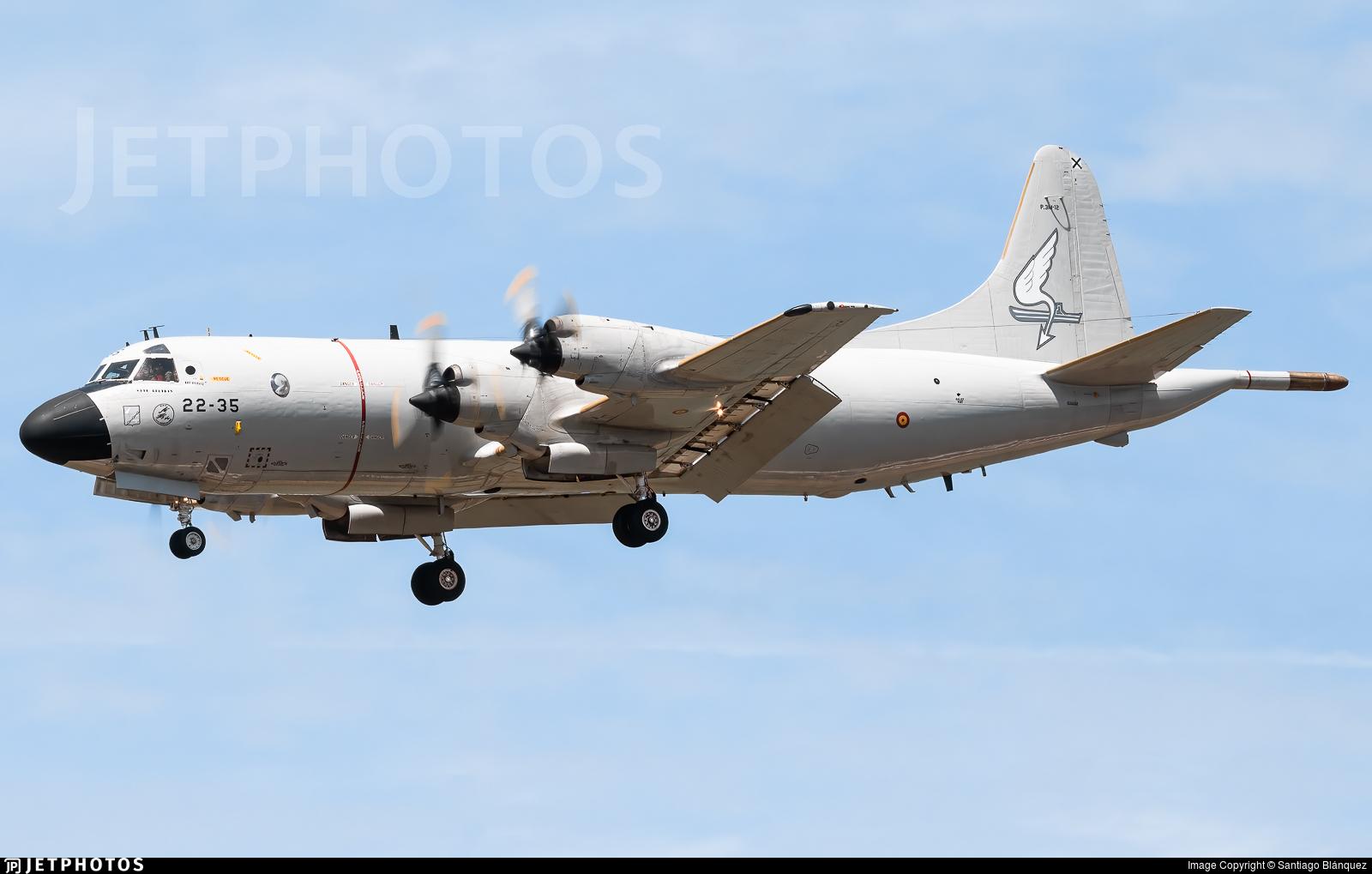 P.3M-12 - Lockheed P-3M Orion - Spain - Air Force