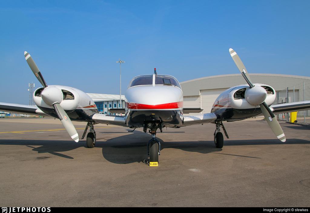 G-JDBC - Piper PA-34-200T Seneca II - Private