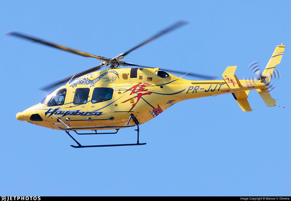 PR-JJT - Bell 429 Global Ranger - Private