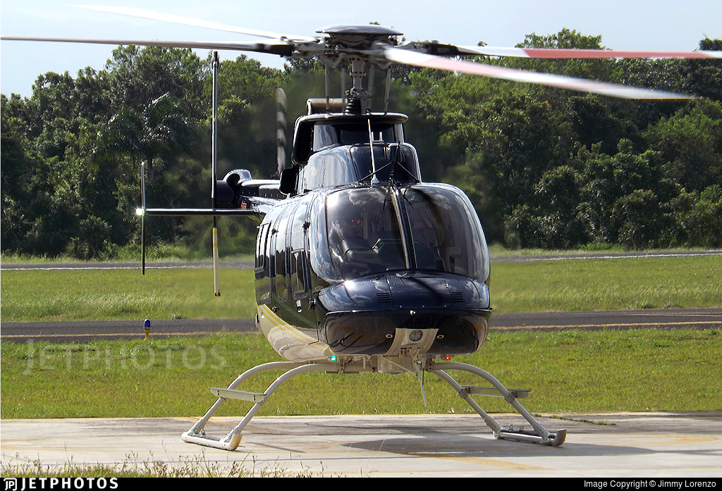 N853JL - Bell 407GX - Private