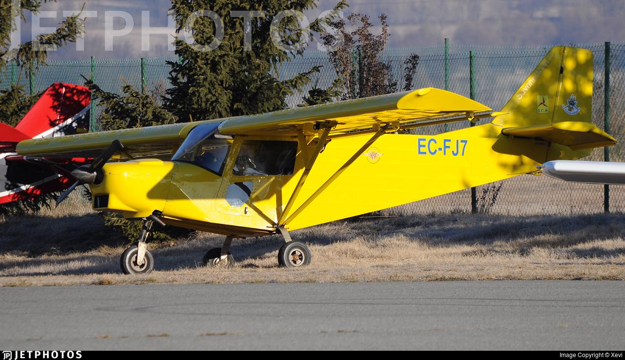EC-FJ7 - ICP Savannah VG - Private